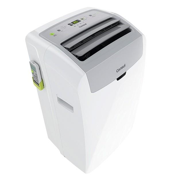 O Consul 12.000 BTU/hora tem três níveis de ventilação e função de aquecedor. Preço: R$ 2.879 (Foto: Divulgação)
