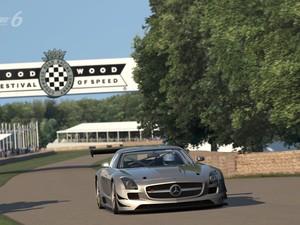 Cena do simulador 'Gran Turismo 6' (Foto: Divulgação/Sony)