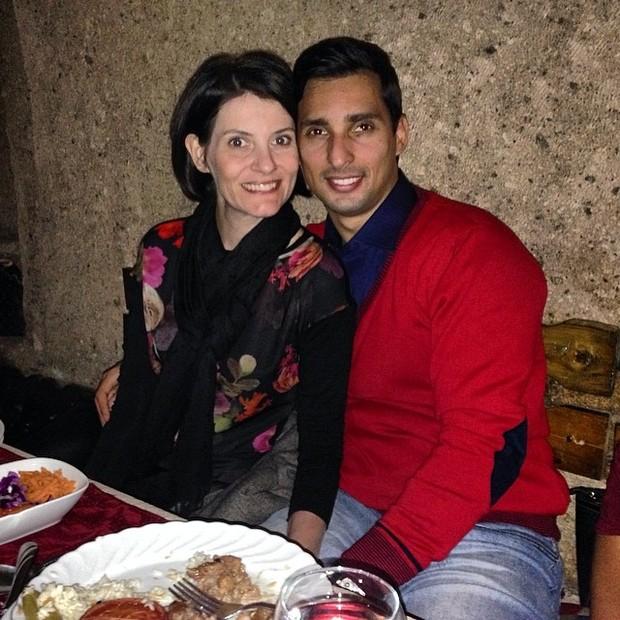 Malga Di Paula e Felipe Batista (Foto: Reprodução/Instagram)