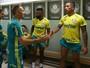 Sem atacante dos sonhos, Barrios pode ter novo espaço no Palmeiras