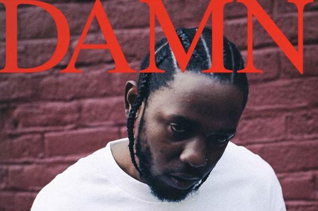 Capa de 'DAMN.' (Foto: Reprodução)