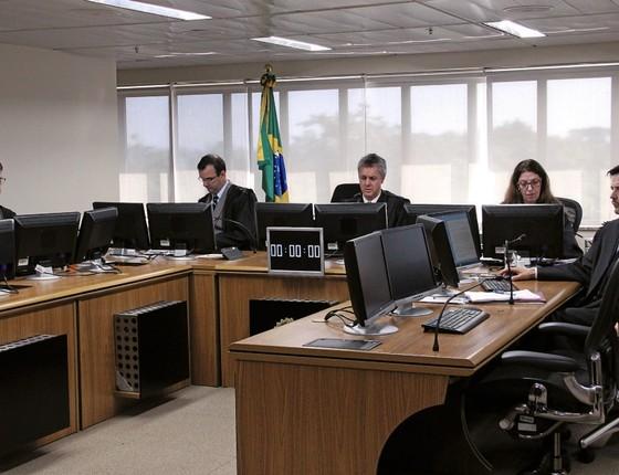 Juízes doi Tribunal Regional Federal da 4ª Região - TRF4  (Foto: Divulgação)