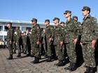 Exército abre 44 vagas de nível superior para oficiais e capelães