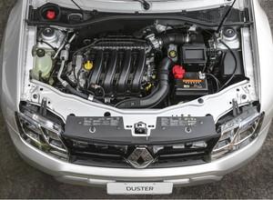Renault Duster 2016 (Foto: Divulgação)
