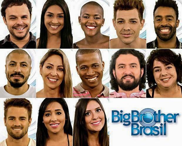 Mostre Que Você Já Conhece Os Brothers Do BBB15 Votando Em