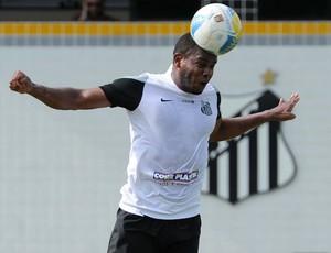 valencia santos treino (Foto: Ivan Storti/Divulgação Santos FC)