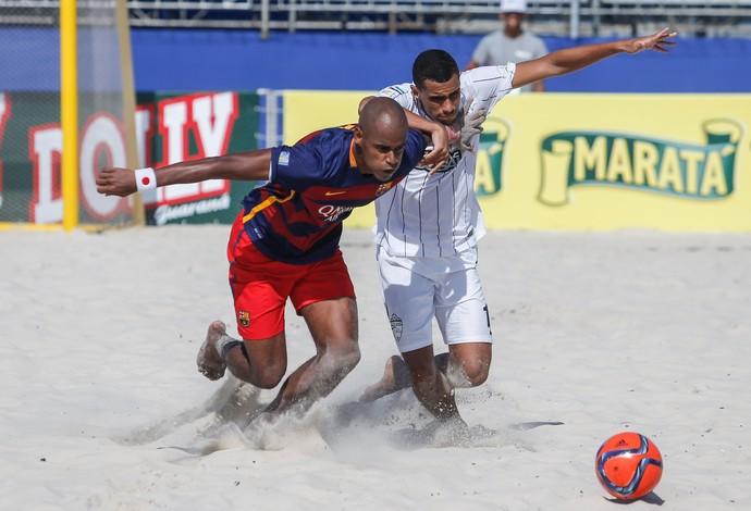 futebol de areia Mundialito Barcelona Al Ahli (Foto: beachsoccer.com/Marcello Zambrana)
