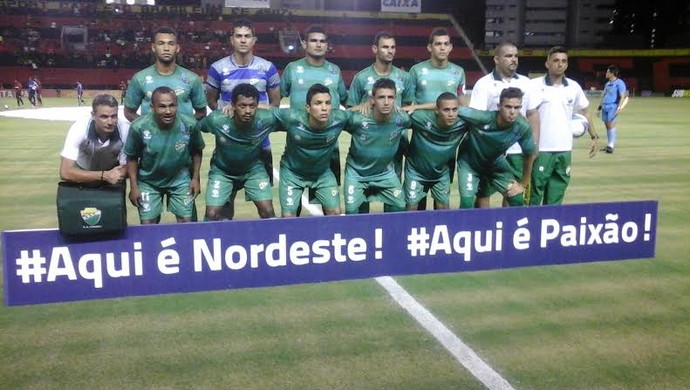 Coruripe, Copa do Nordeste (Foto: Divulgação/Coruripe)