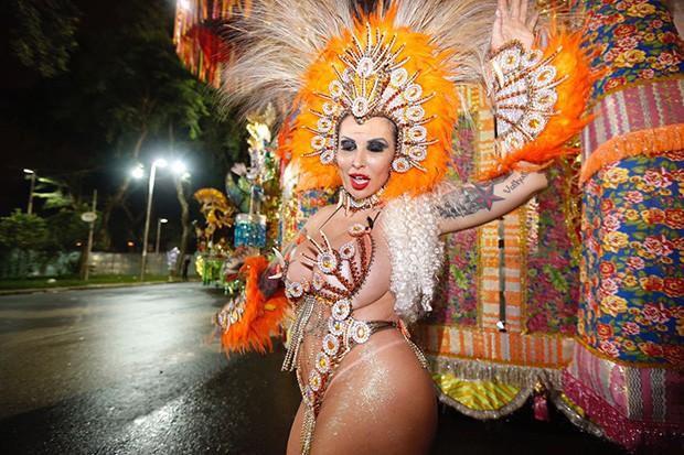 Sabrina Boing Boing (Foto: Eduardo Saraiva/ Ed. Globo)