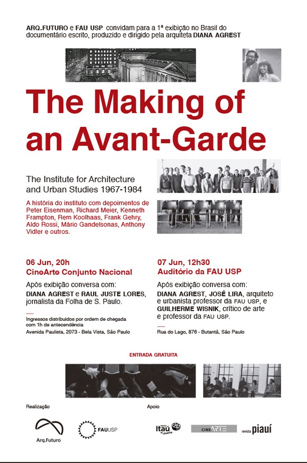 Filme sobre instituto americano de arquitetura terá sessões gratuitas em SP (Foto: Divulgação)