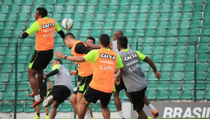 Figueirense coletivo (Foto: Luiz Henrique/Figueirense FC)