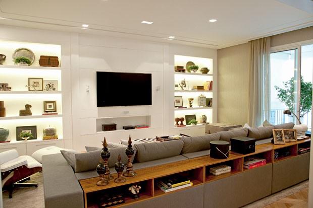Tudo novo na casa nova  Casa Vogue  Interiores