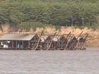 Órgãos ambientais começam a fiscalizar Rio Madeira 24 horas