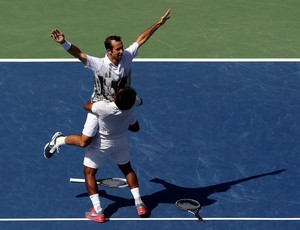 tenis us open leander paes radek stepanek (Foto: Getty Images)