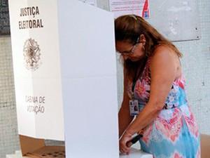 Votação da UEFS começou nesta segunda-feira (30). (Foto: Divulgação)