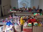 Policiais arrecadam 750 brinquedos para crianças carentes de Araraquara