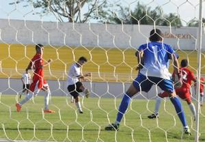 Final da Copa Antônio Aquino Sub-17 no Florestão (Foto: Manoel Façanha/Arquivo Pessoal)