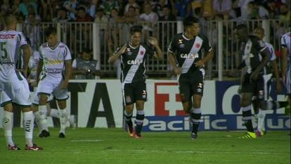 Os melhores momentos de Luverdense 1 x 1 Vasco pela 16ª rodada da série B do Brasileirão