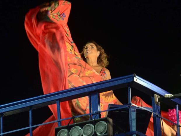 Daniela Mercury carnaval na Bahia (Foto: Márcio Reis /Ag Haack)