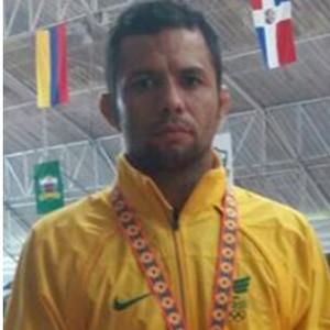 Waldeci Silva e Paulo Victor luta olímpica amazonas (Foto: GloboEsporte.com)