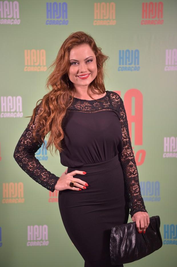 Ellen Rocche, a Leaonora de Haja Coração (Foto: Caiuá Franco/Globo)