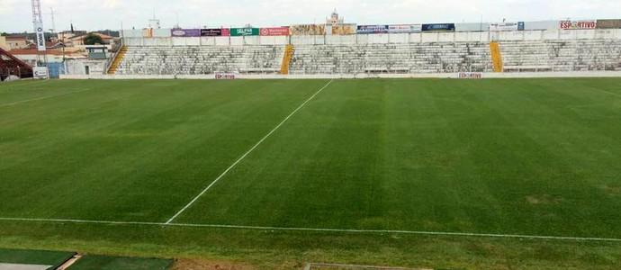 Estádio Antonio Lins Ribeiro Guimarães, em Santa Bárbara D'Oeste (Foto: Dario Neto / União Barbarense FC)