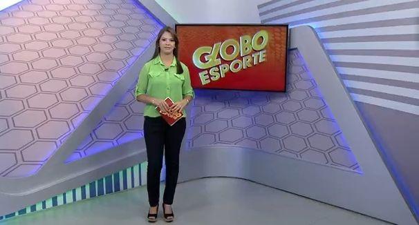 Tâmara Oliveira traz os destaques do GE local (Foto: Divulgação/TV Sergipe)