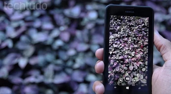 Câmeras do Lumia 630 e 532 empatam em comparação (Foto: Anna Kellen Bull/TechTudo)