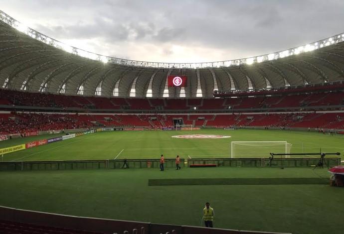Beira-Rio é palco de Inter x Vitória na estreia pelo Brasileirão (Foto: Diego Guichard/GloboEsporte.com)