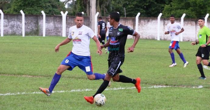 Copa Verde 2017: Tocantins x Rio Branco-ES (Foto: Osterno Parrião/Divulgação)