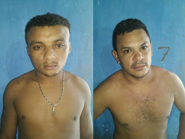 Fuga dos presos aconteceu na madrugada do sábado (14) na cidade de Grajaú (Foto: Divulgação/SSP-MA)
