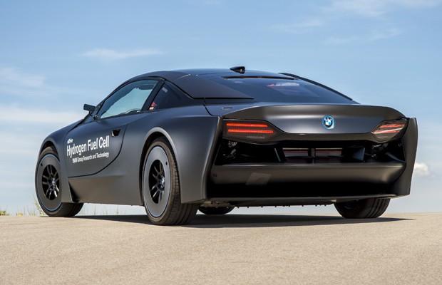 BMW quer carro a hidrogênio até 2020 (Foto: Divulgação)