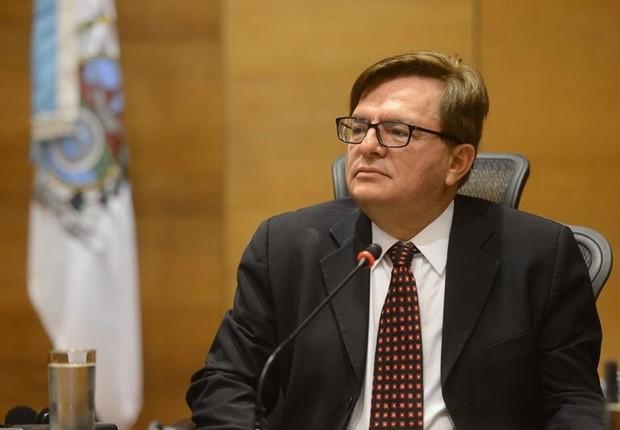 O ministro Herman Benjamin , do Superior Tribunal de Justiça (STJ) (Foto: Fernando Frazão/Agência Brasil)