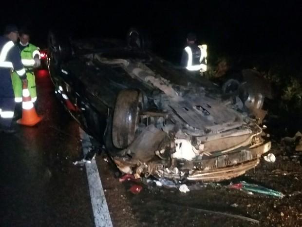 Prefeito reeleito em SC morreu em acidente na noite de Natal (Foto: Notícia no Ato/Divulgação)