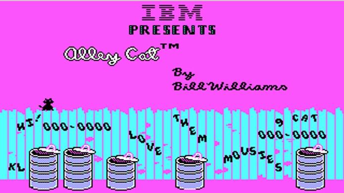 Alley Cat trazia uma divertida história que se passava no dia de um gato de beco (Foto: Wikipedia)