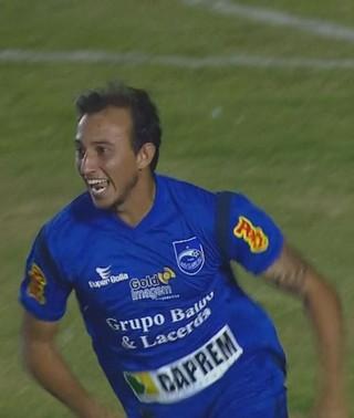 Fernando Rio Claro (Foto: Reprodução/Sportv)