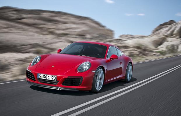 Porsche 911 Carrera S (Foto: divulgação)