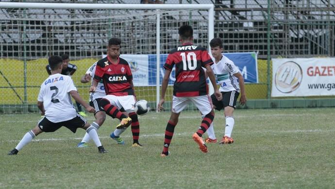 Flamengo x Coritiba, sub-15, Copa Brasil Infantil, Votorantim (Foto: Divulgação / Secom Votorantim)