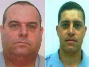 Policiais militares mortos em São Carlos e Araraquara (Foto: Reprodução/EPTV)