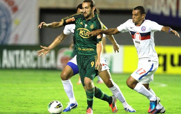 Barcos, Bahia e Palmeiras (Foto: Felipe Oliveira / Agência Estado)