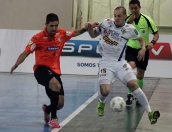 Carlos Barbosa Futsal x São José Futsal (Foto: Quarttus Marketing)