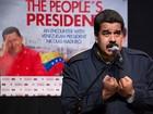 Maduro afirma que levará 'verdade total' sobre a Venezuela à ONU