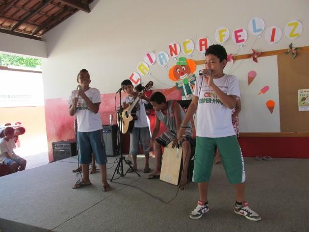 Fundação Fé e Alegria (Foto: Divulgação)