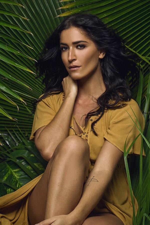 Maria Joana revela seus segredinhos de beleza  (Foto: Divulgação )