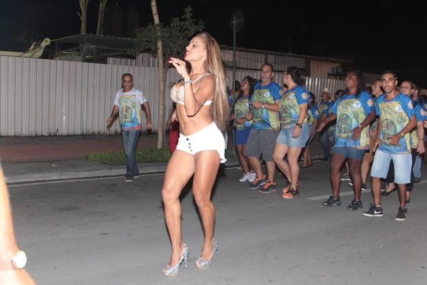 Ana Paula Evangelista (Foto: Rafael AntonioBDR/Divulgacao)