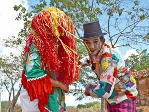 2º Festival de Teatro de Trindade (Foto: Jorge Luis de Almeida/Arquivo pessoal)