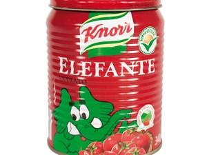Extrato de tomate da marca Knorr Elefante (Foto: Divulgação)
