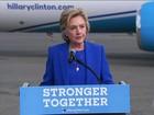 Hillary promete não enviar soldados para combater Estado Islâmico