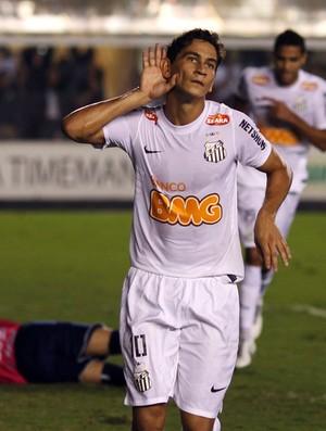 Ganso gol Santos (Foto: Reuters)