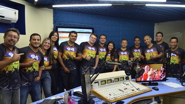 A TV Tapajós foi fundada dia 26 de maio 1979 e a Rádio 94 FM em 26 de maio de 1980 (Foto: Priscila Miranda/ TV Tapajós)